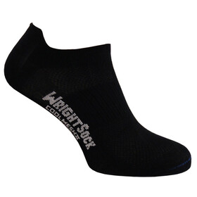 Wrightsock Coolmesh II Low Tab sukat , musta